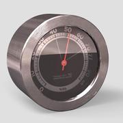 Hygrometer from RST meteo ctrl 19 3d model