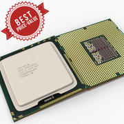 Intel i7 3d model