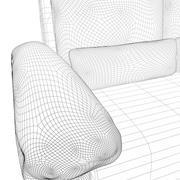 Kanepe kanepe 4 3d model