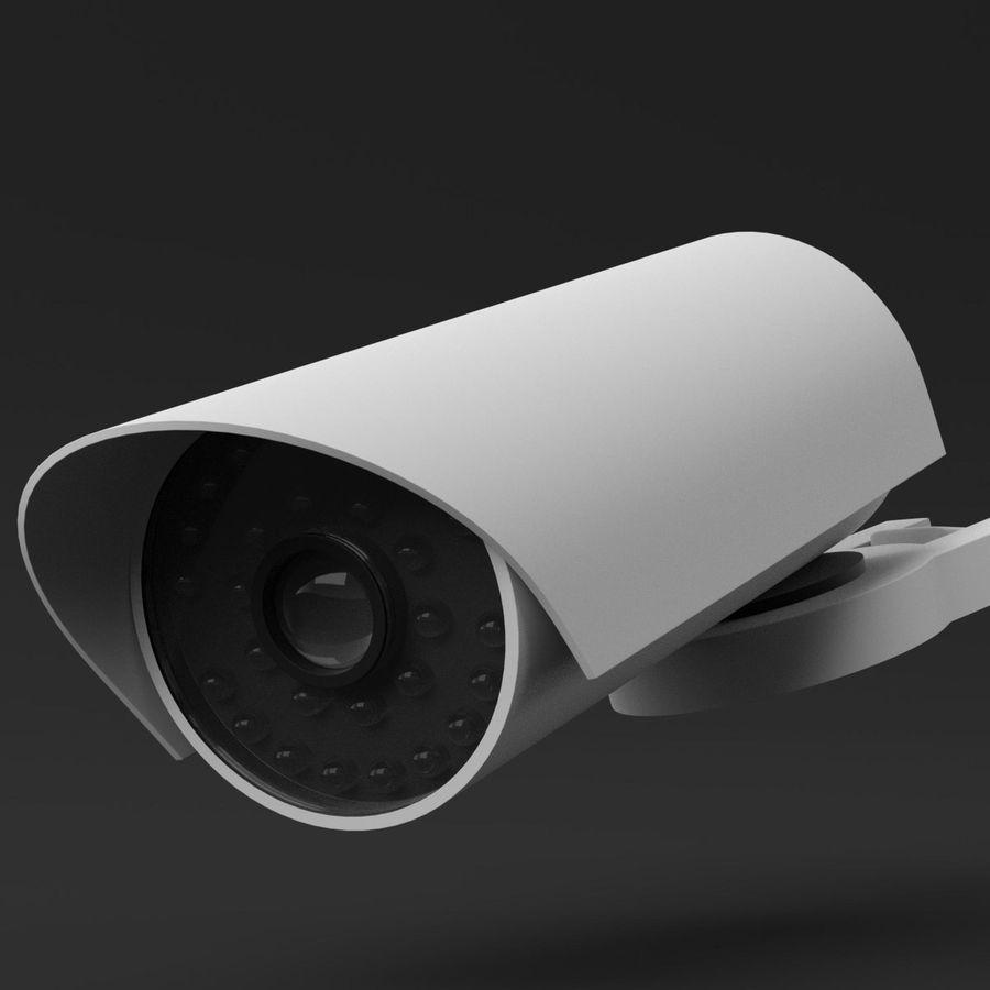 Surveillance camera 1 royalty-free 3d model - Preview no. 5