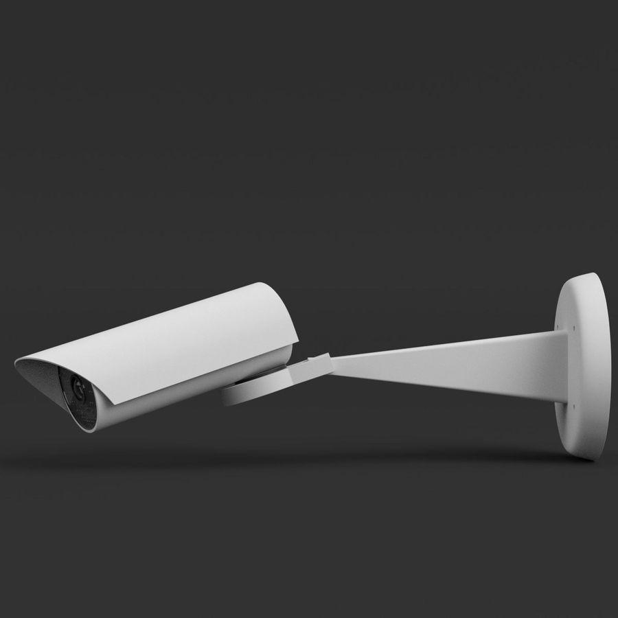 Surveillance camera 1 royalty-free 3d model - Preview no. 4