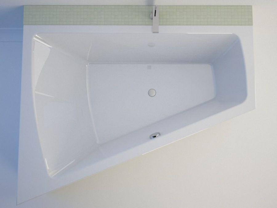 浴缸DURAVIT Paiova royalty-free 3d model - Preview no. 4