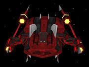 Pirate BattleShip 3d model