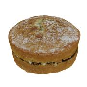Victoria Sponge Cake 3d model