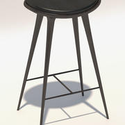 吧台凳 3d model
