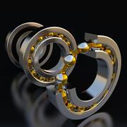 Cuscinetto a sfere 3d model