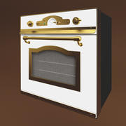烤箱重启精灵061 3d model