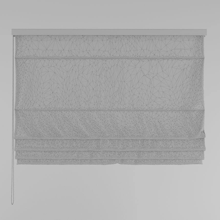 Blinds royalty-free 3d model - Preview no. 5