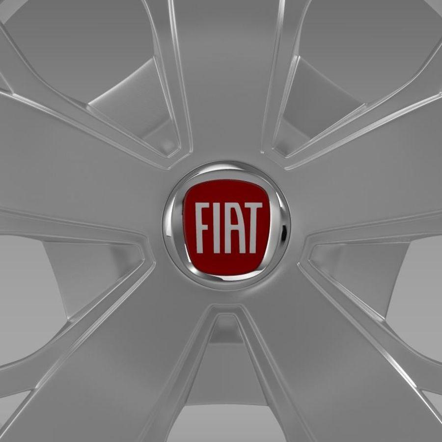 Fiat Ducato Van L2H2 rim royalty-free 3d model - Preview no. 5