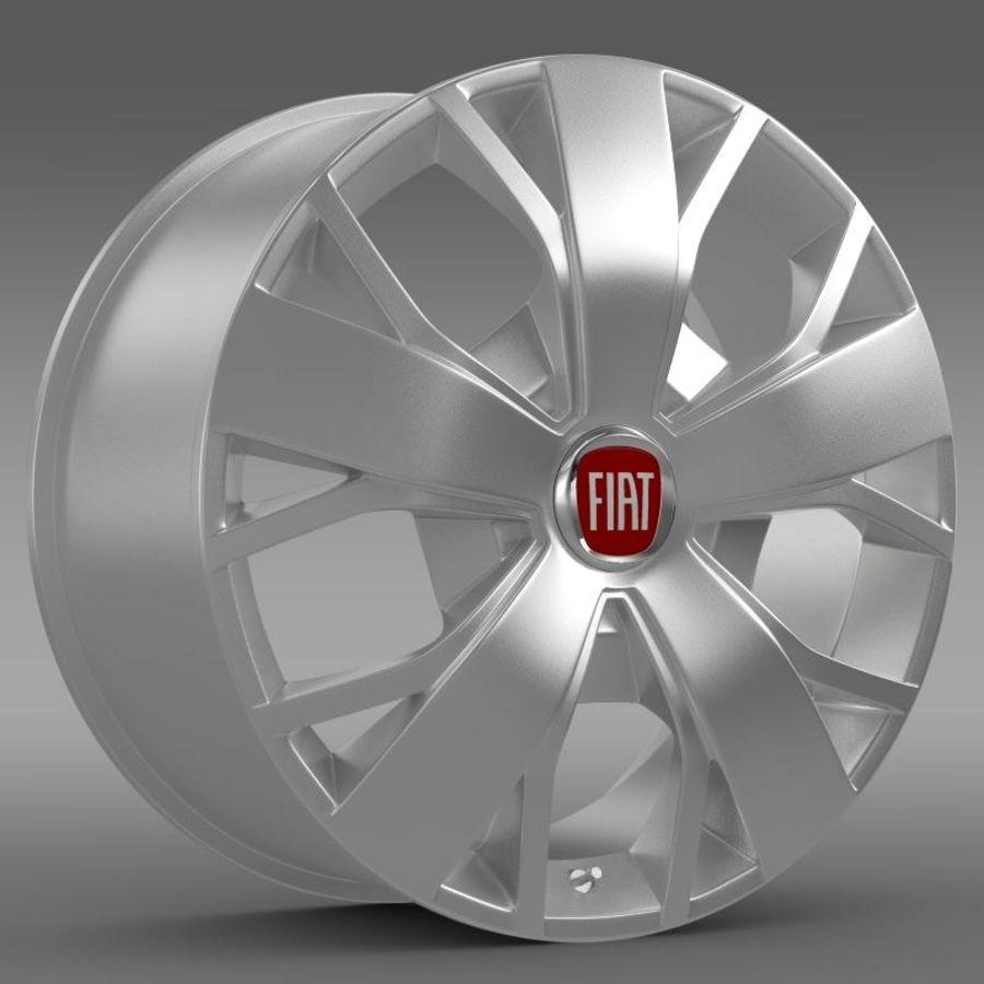 Fiat Ducato Van L2H2 rim royalty-free 3d model - Preview no. 3