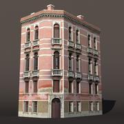 Budynek Wenecji # 147 3d model