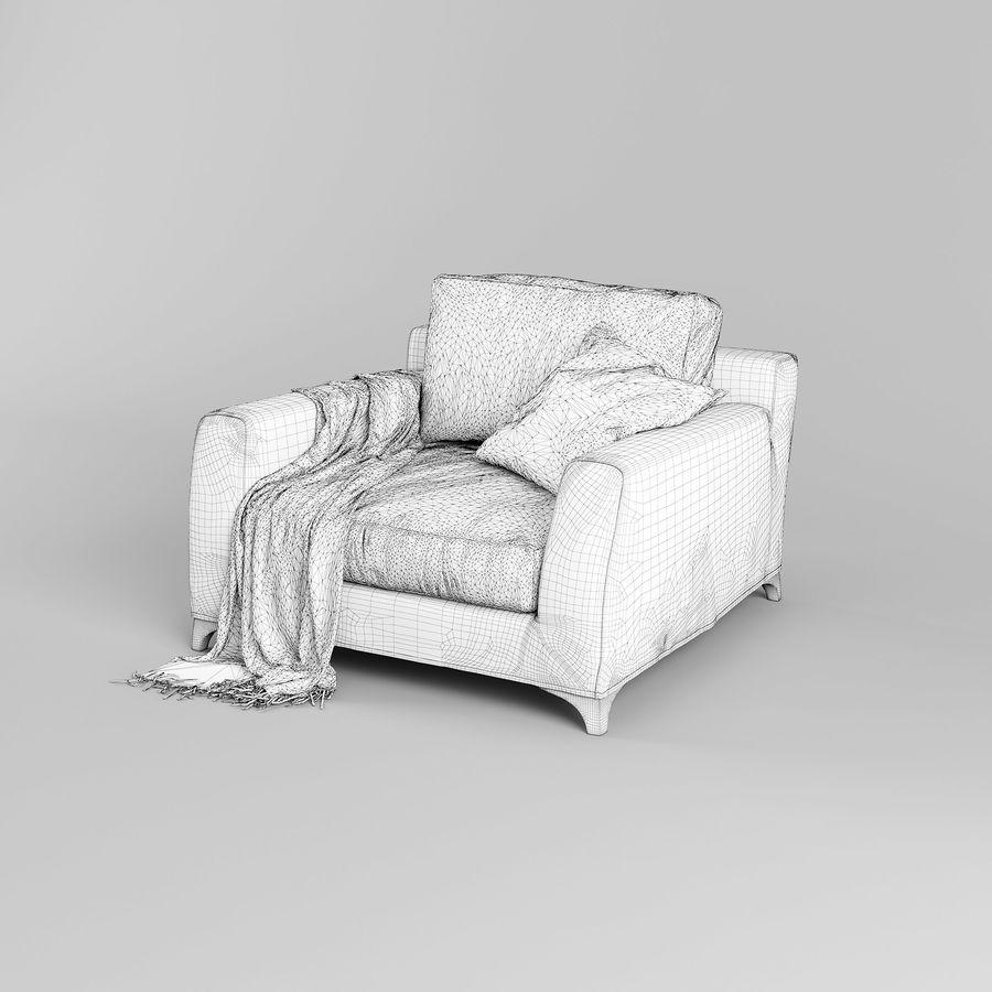MR FLOYD Sandalye royalty-free 3d model - Preview no. 8