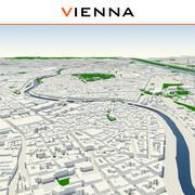 Wiener Stadt abgeschlossen 3d model