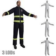 Paramedik 2 LOD 3d model