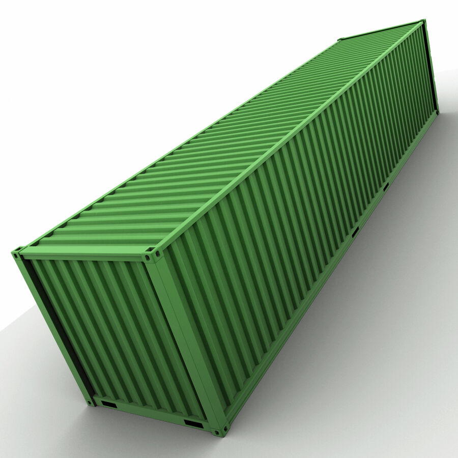 Collezione Mega Container royalty-free 3d model - Preview no. 62