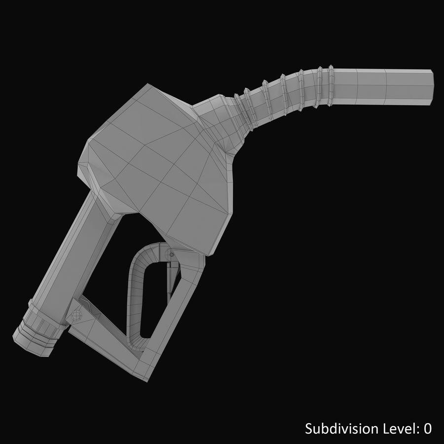 Pompa gazowa royalty-free 3d model - Preview no. 30