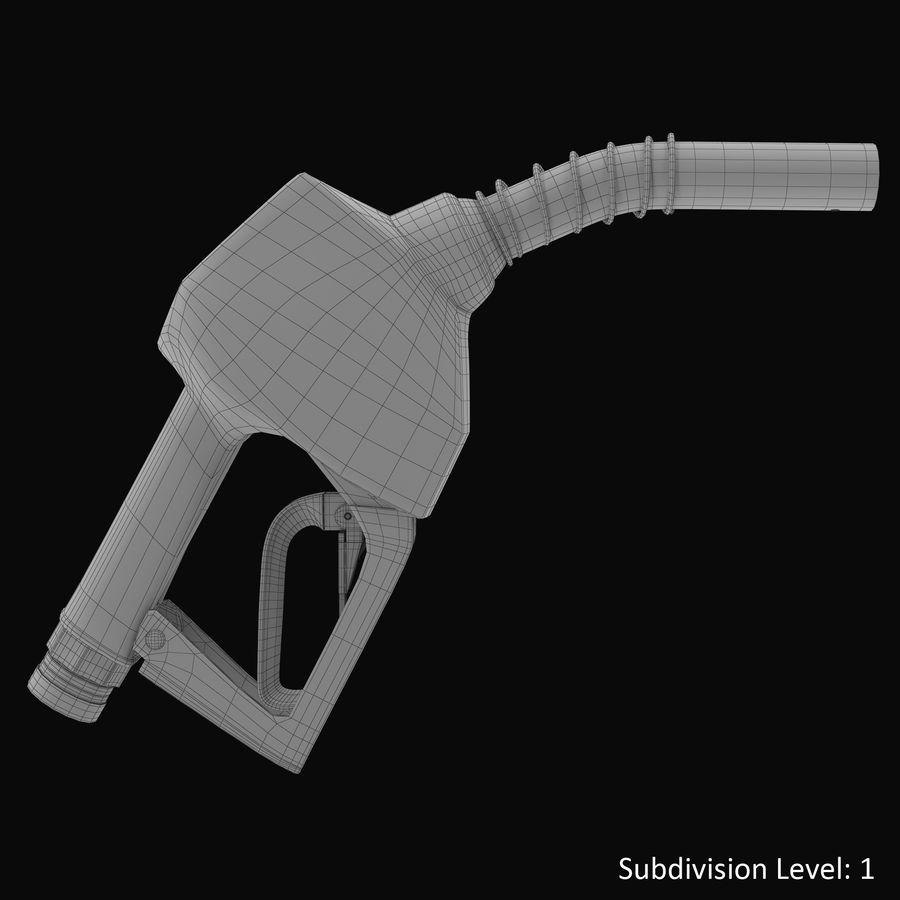 Pompa gazowa royalty-free 3d model - Preview no. 31