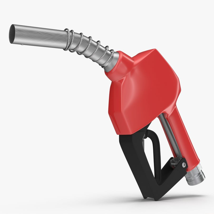 Pompa gazowa royalty-free 3d model - Preview no. 6