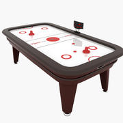 Mesa de air hockey 3d model