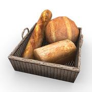 Chleb 2 3d model
