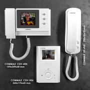 Intercoms en videotelefoon 3d model