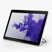 Sony VAIO TAP 20 all-in-one PC 3d model