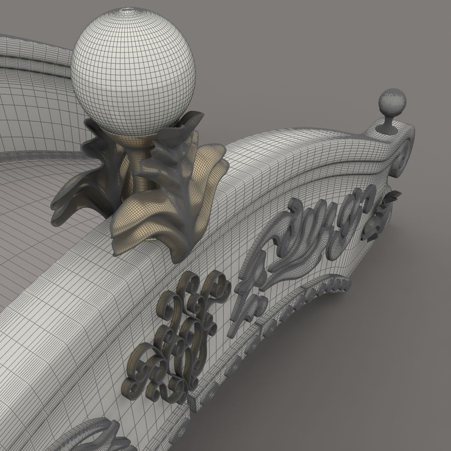 ponte royalty-free 3d model - Preview no. 8