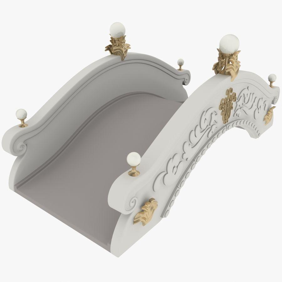 ponte royalty-free 3d model - Preview no. 1