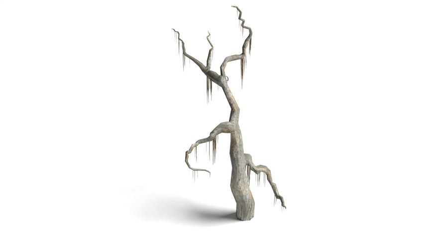 Dead Tree 2 royalty-free 3d model - Preview no. 4
