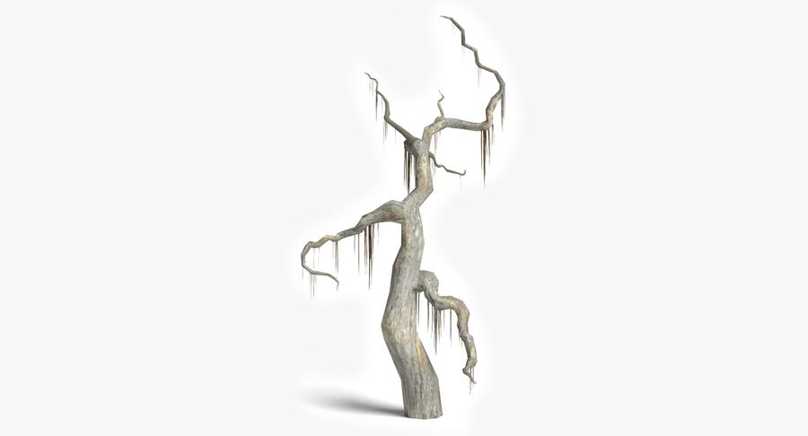Dead Tree 2 royalty-free 3d model - Preview no. 2