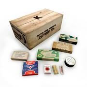 WW2 American Rations 1 3d model
