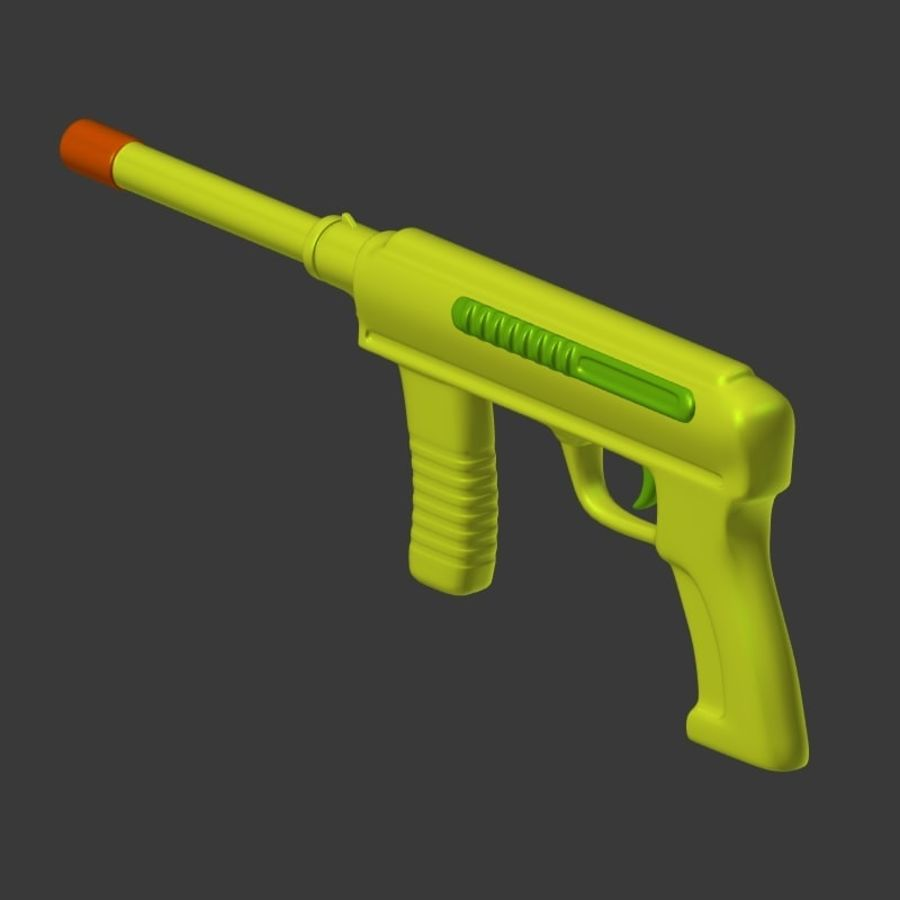 Vattenpistoler royalty-free 3d model - Preview no. 12