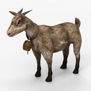 Goat3 3d model