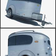 CAMPER航空公司 3d model