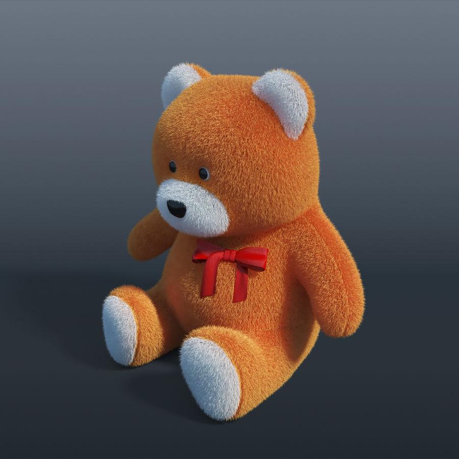 3d49maxfbxobj Teddy modello Free3d 01 bear T13KclFJ