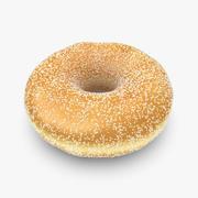甜甜圈糖 3d model