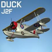 Duck J2F 3d model
