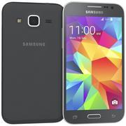 Samsung Galaxy Core Prime BlacK modelo 3d