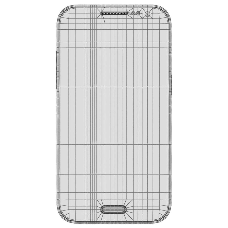 三星Galaxy Core Prime BlacK royalty-free 3d model - Preview no. 27