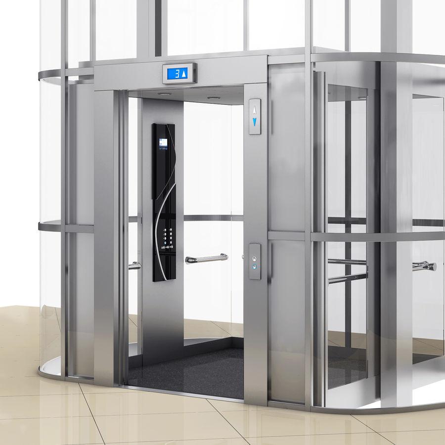 Elevator 1 3D Model $35 -  max  obj  fbx  3ds - Free3D