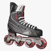Inline skates Bauer Vapor 3d model
