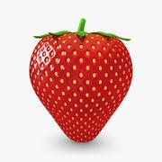 Strawberry 2 3d model