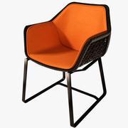 KETTAL MAIA扶手椅 3d model
