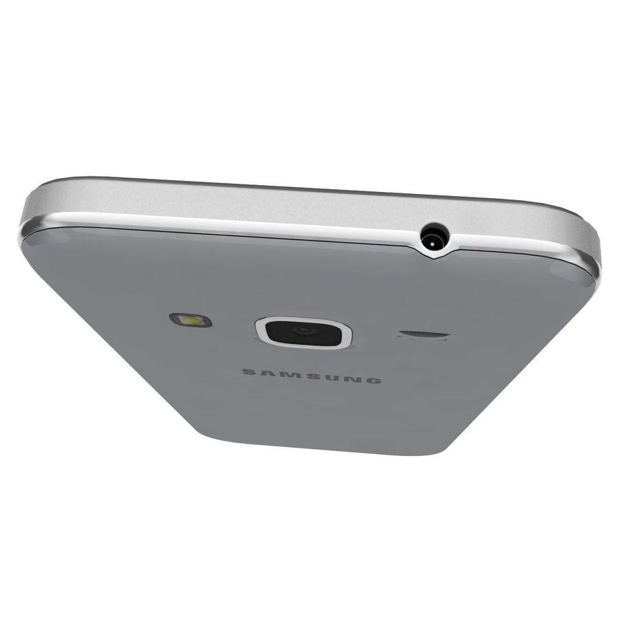 三星Galaxy Core Prime灰色 royalty-free 3d model - Preview no. 12