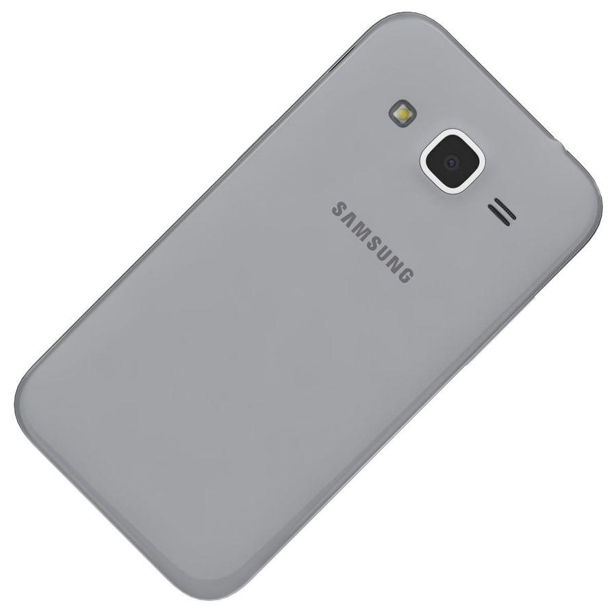 三星Galaxy Core Prime灰色 royalty-free 3d model - Preview no. 19