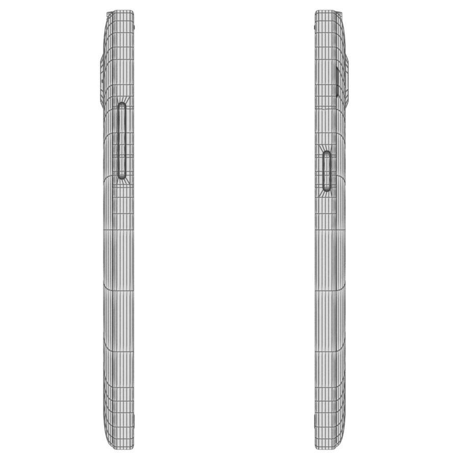 三星Galaxy Core Prime灰色 royalty-free 3d model - Preview no. 29