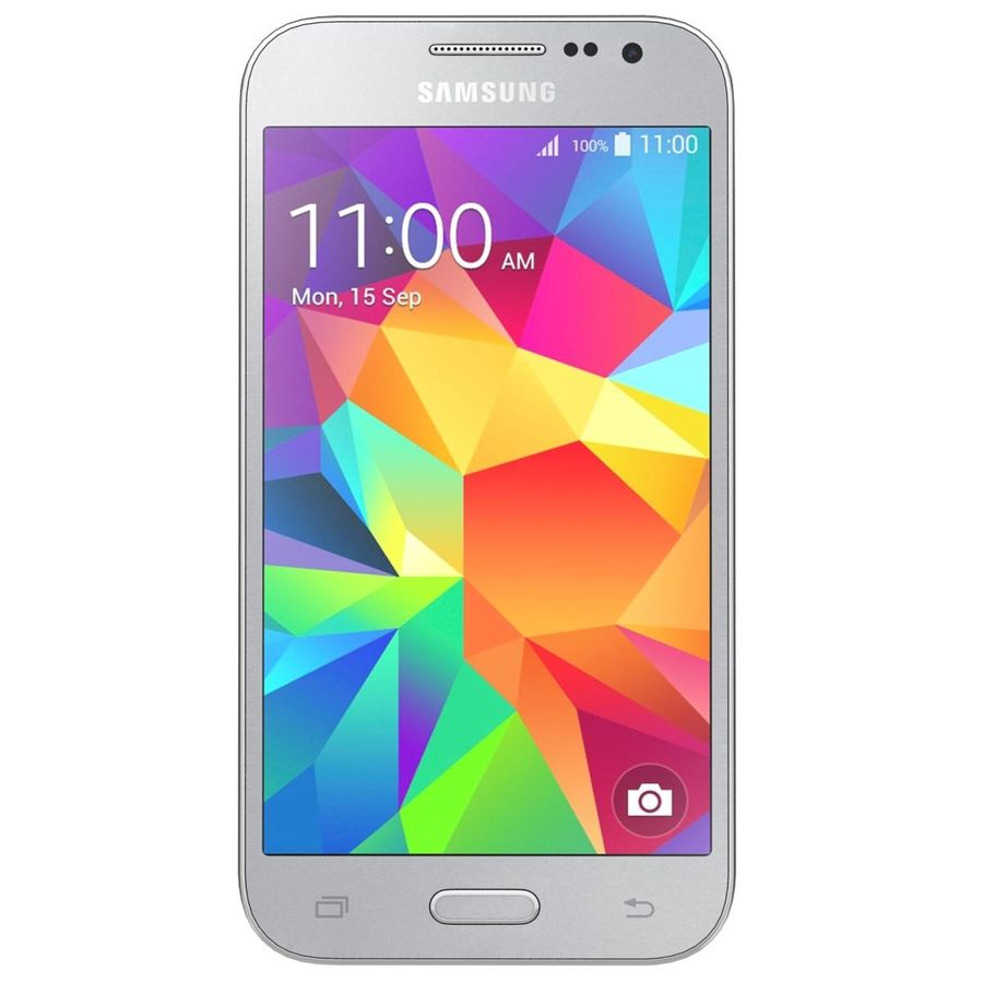 Samsung Galaxy Core Prime Grey royalty-free modelo 3d - Preview no. 6