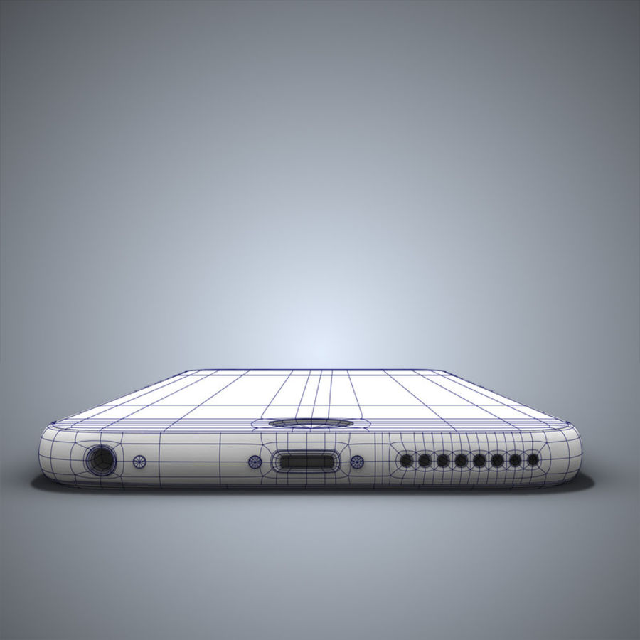 IPhone 6 royalty-free 3d model - Preview no. 19