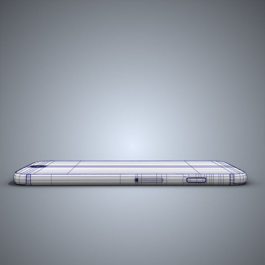 IPhone 6 royalty-free 3d model - Preview no. 16