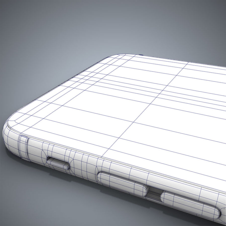 IPhone 6 royalty-free 3d model - Preview no. 18